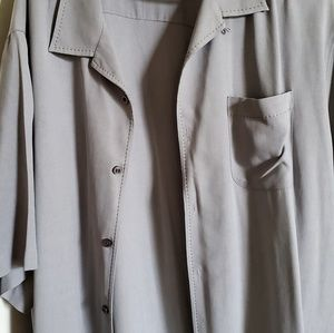 Mens short sleeve shirt